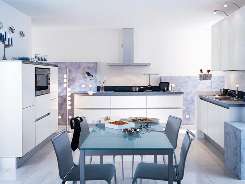 Качественная и недорогая кухонная мебель под ключ в Санкт-Петербурге